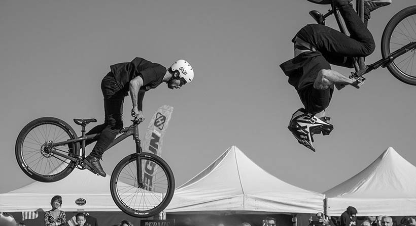 Photos du Wheelz Festival Sports extrêmes à Canet-en-Roussillon